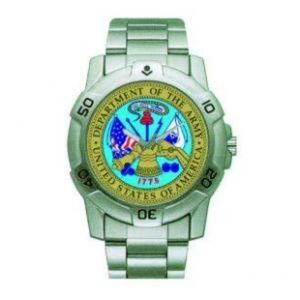 RAM Sports Chrome Watch (Army)